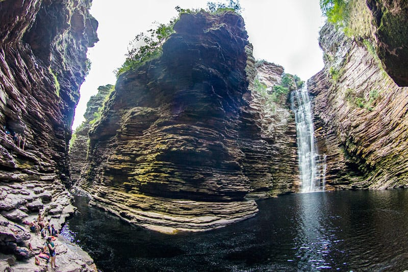 Cachoeira do Buracão